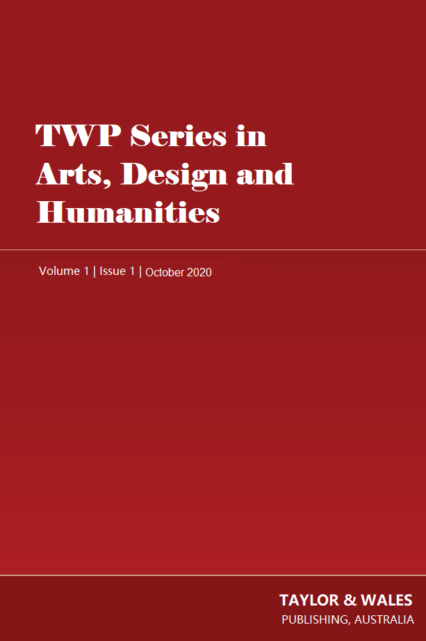 TWP Series in Arts, Design and Humanities | Taylor & Wales Publishing