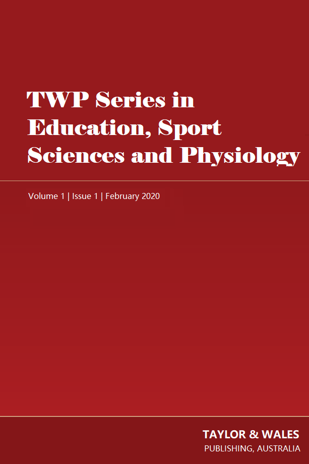 TWP Series in Education, Sport Sciences and Physiology | Taylor & Wales Publishing