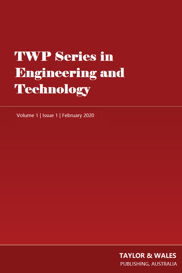 TWP Series in Engineering and Technology | Taylor & Wales Publishing