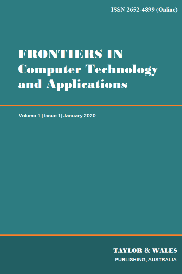 Frontiers in Computer Technology and Applications | Taylor & Wales Publishing